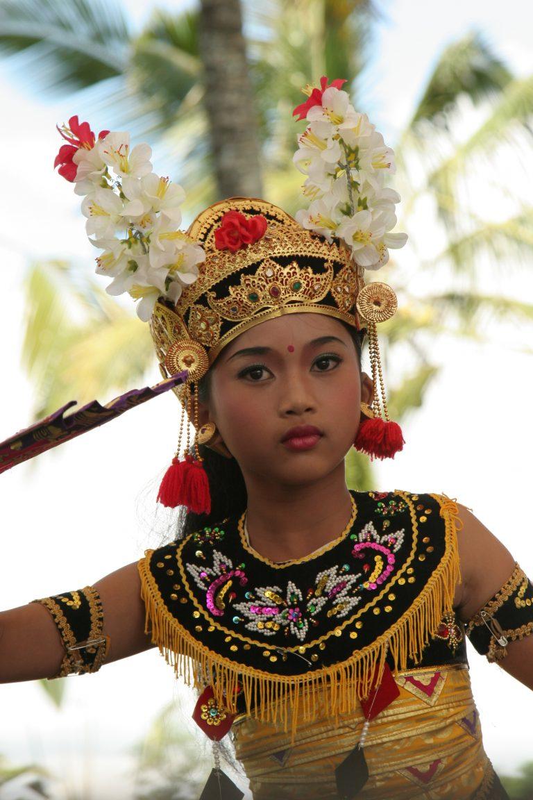 Tradition auf Bali