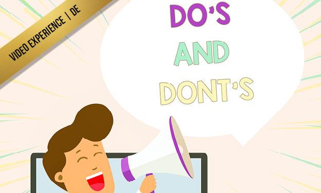 5. Do's & Don'ts