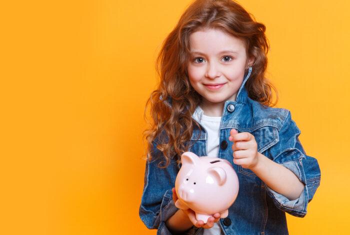 1. Sparen & Gutes tun