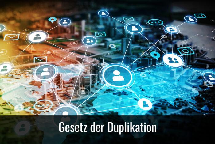 7. Gesetz der Duplikation